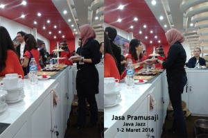 Jasa Waiter Pramusaji Java Jazz